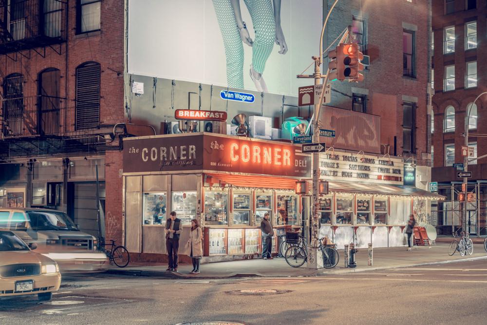 The Corner, New York, NY, 2014