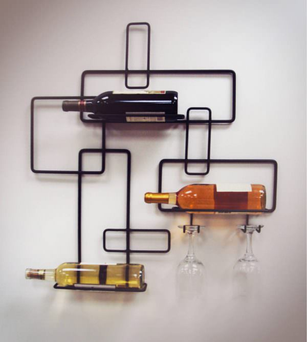 artistic-wine-rack-and-glass-holder-600x668