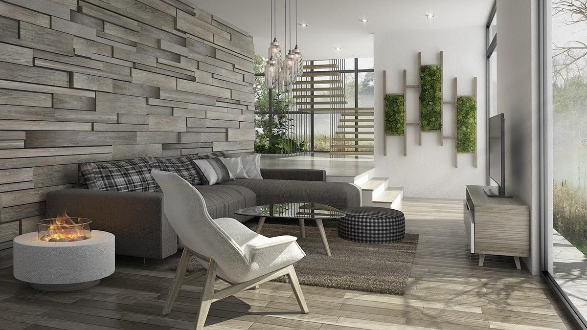 contemporary-mid-century-modern-living-room-decor
