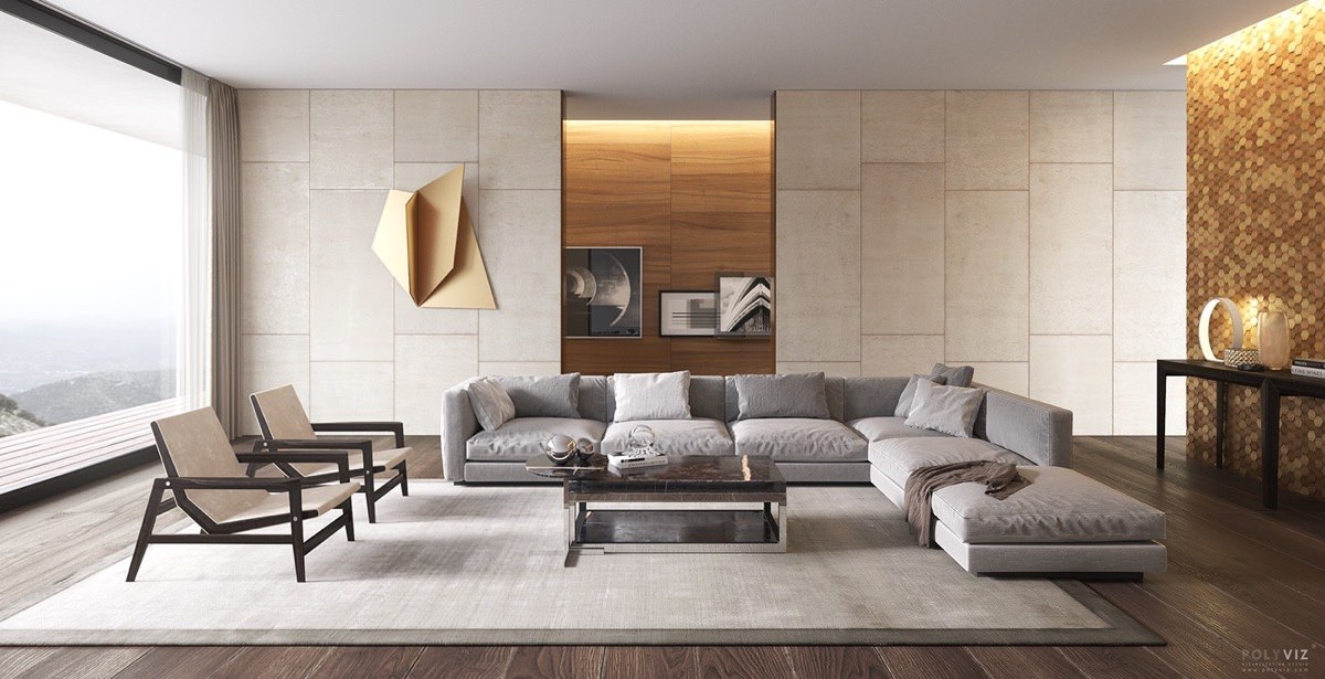 minimalist-living-room-with-art-deco-influence