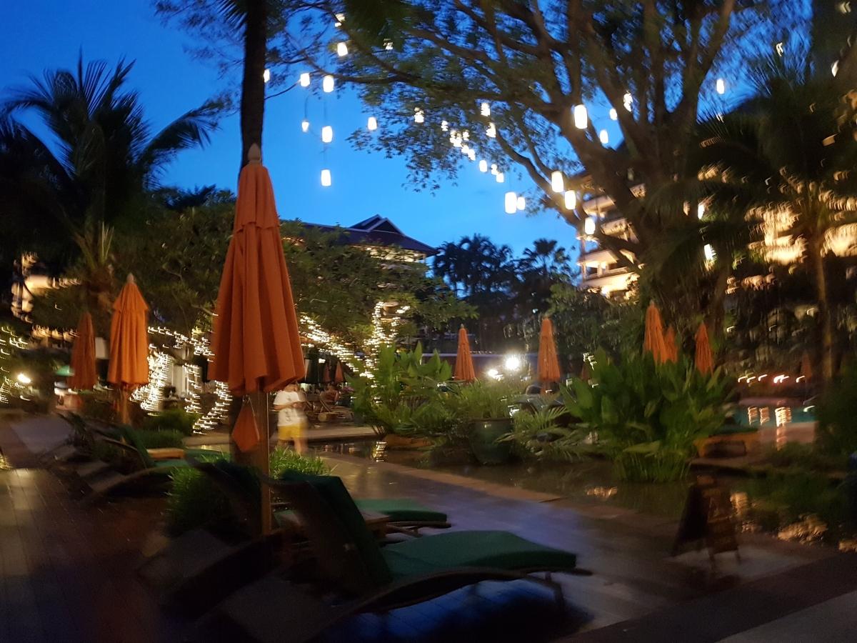 Anantara Riverside Bangkok Resort, Thailand