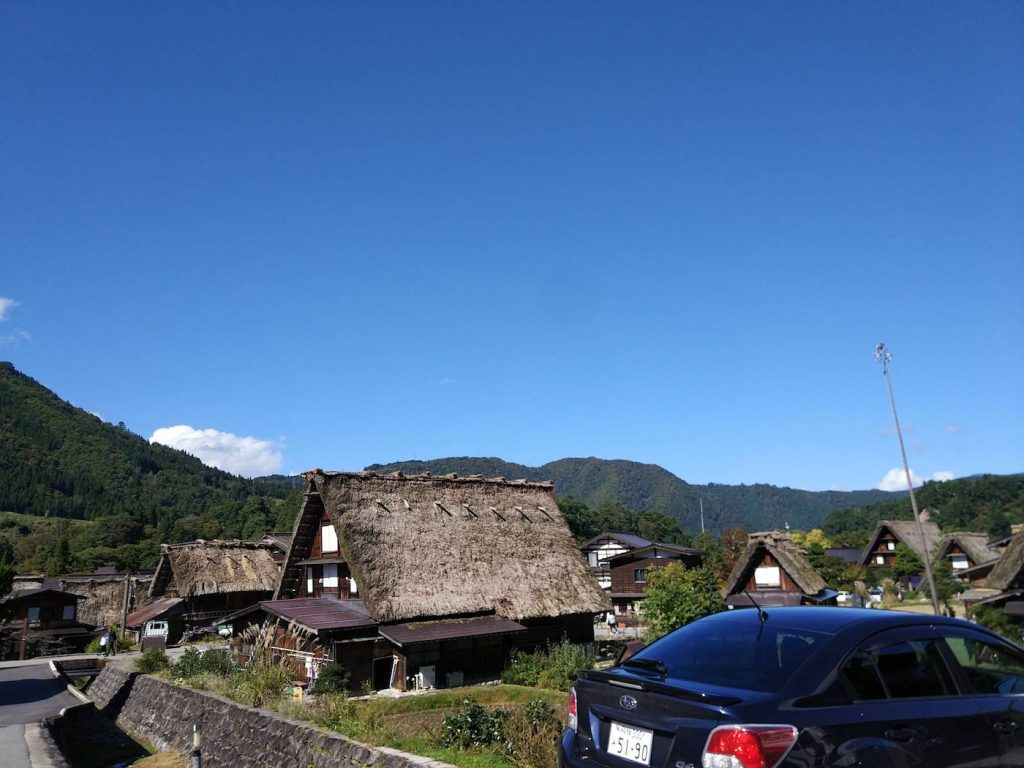 白川郷 (Shirakawa-go October 2017) Photo,travel,Gifu,japan,世界遺産,akihikogoto.com