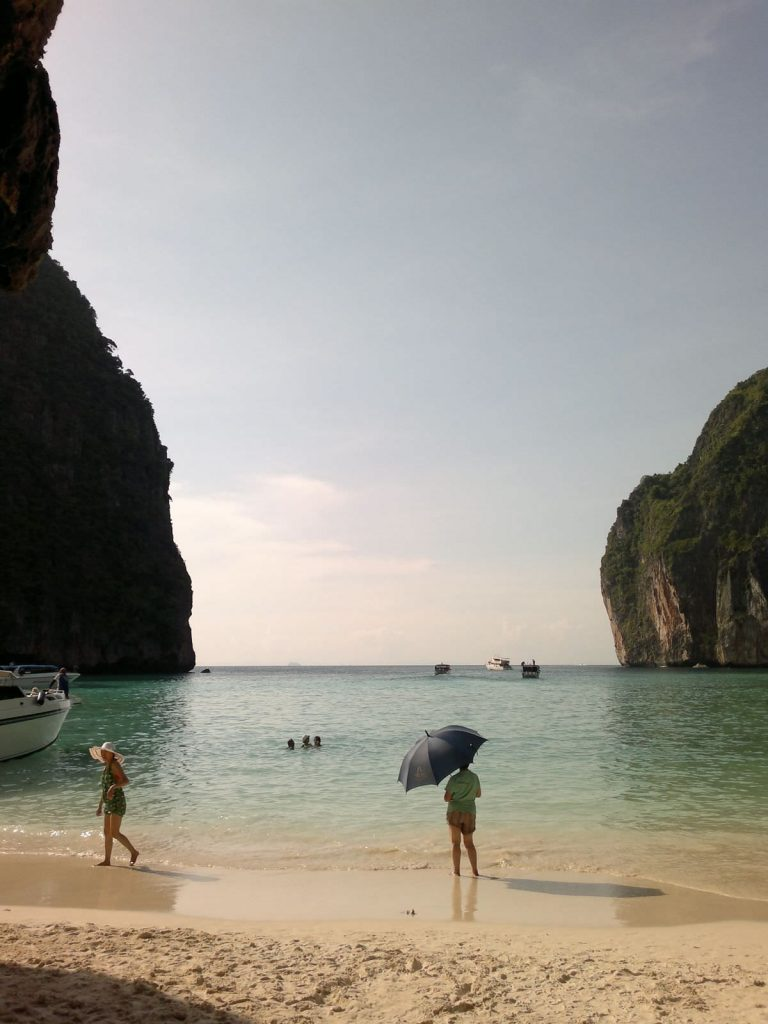 Phi Phi Islands, Thailand (ピピ島、タイランド)2011, travel, Beach