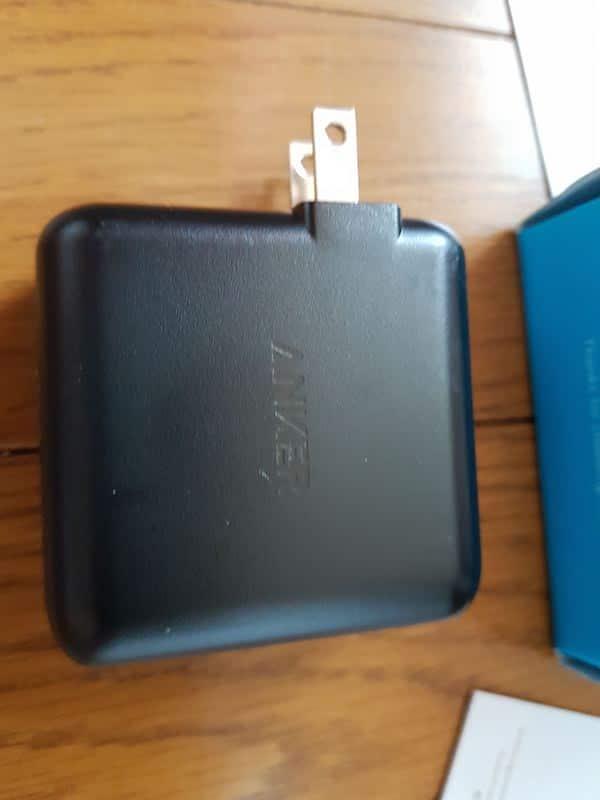 Anker PowerPort Speed 1 PD30 (30W USB-C急速充電器)