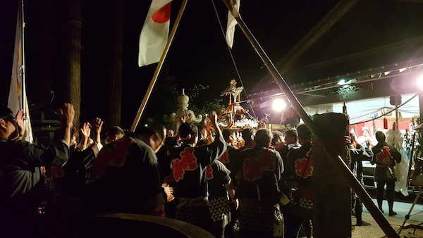 矢高諏訪神社お祭りakihikogoto.com