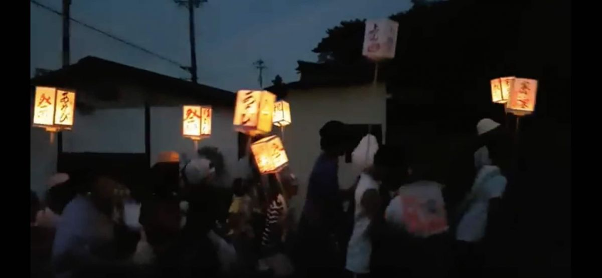 5SEC 307 (Yatakasuwa Shrine Festival,矢高諏訪神社お祭り, Japan, August 2018)
