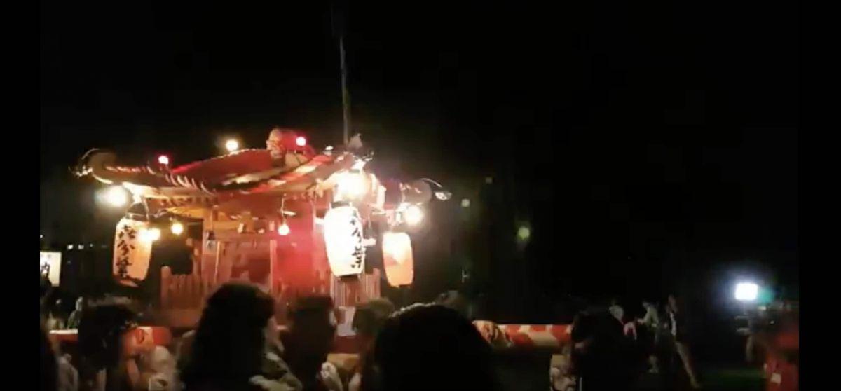5SEC 314 (Yatakasuwa Shrine Festival,矢高諏訪神社お祭り, Japan, August 2018)