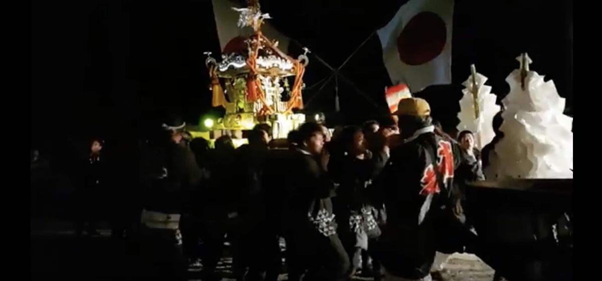 5SEC 316 (Yatakasuwa Shrine Festival,矢高諏訪神社お祭り, Japan, August 2018)
