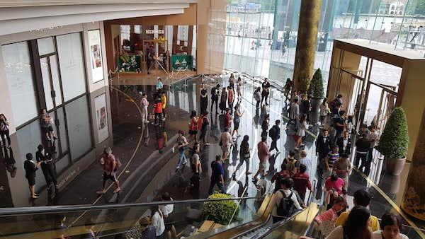 ICONSIAM Opening Day. (アイコンシーアム バンコク)見て来ました。 akihikogoto.com
