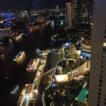 Sky bar.Nice view tonight.#color #shape #bar