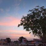 今日も素敵な空でした。#color #shape #sky