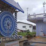 5SEC 542 – Wat Pak Nam Khaem Nu วัดปากน้ำแขมหนู, Chanthaburi,Thailand, June 2020